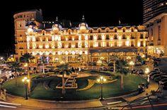Hotel de Paris, Monte Carlo, Monaco favorite-hotels