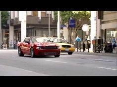 2013 Ford Mustang commercial - YouTube