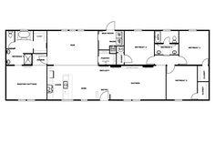 Pin by oakwood homes on breeze ii pinterest for The veranda clayton homes