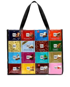 ritter sport wrapper bag - Google Search