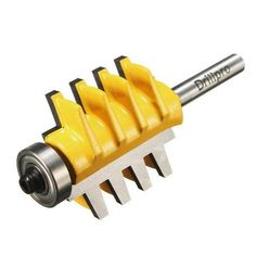 Drillpro RB10 1/4 Inch Shank Router Bit Reversible Joint Cutter: Vendor: BG-US-Electronics Type: Mechanical Parts Price: 20.89 Description:…