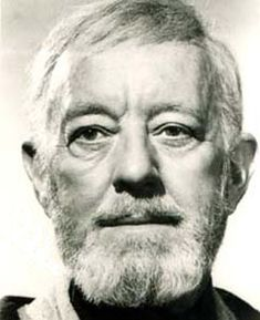 Alec Guinness   AKA Alec Guinness de Cuffe    Born: 2-Apr-1914  Birthplace: London, England  Died: 5-Aug-2000  Location of death: Midhurst, West Sussex, England [1]  Cause of death: Cancer - Liver