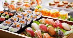 Get your sushi fix every single day – without busting the bank. Check out the daily sushi specials in Cape Town. Best Sushi, Cape Town, Bank Check, Eat, Ethnic Recipes, South Africa, Food, Lifestyle, Eten