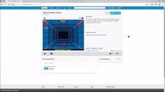 Scratch Coding - My Brick Breaker Tunnel game demo gameplay