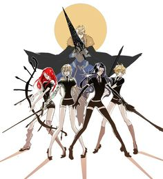 Fate x Houseki no Kuni Girls Characters, Anime Characters, Y Image, Fate Stay Night Anime, Fate Servants, Anime Japan, Anime Crossover, Fate Zero, Type Moon