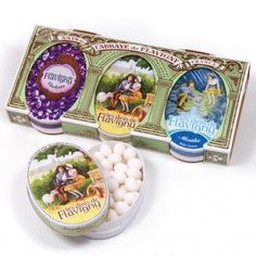 super popular e4be8 5fc9c Abbaye de Flavigny Traditional Tin Anise drops 3 pack gift set Anise Mint  Violet   Learn more by visiting the image link.