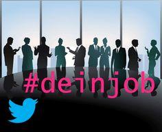 Soeben hat die erste Twitter-Jobmesse Deutschlands begonnen! Mit dem Hashtag #deinjob könnt ihr 9 interessanten Unternehmen eure Fragen stellen