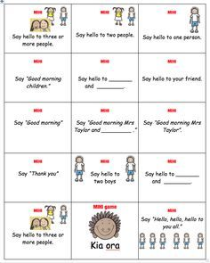 te reo maori - Google Search Sentence Structure, Learning Spaces, Fractions, Child Development, Sentences, Worksheets, Crafts For Kids, Projects To Try, Language