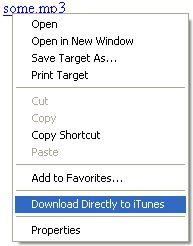 download mp3 to ipod itunes