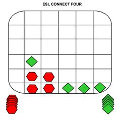ESL Connect Four | ESL Kids Games.