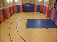 1000 Images About Residential Indoor Athletic Courts On