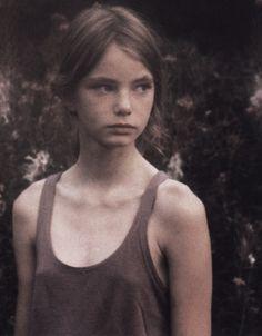 """""""The Age Of Innocence"""" by David Hamilton."""