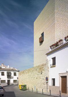 Galería - Restauración Castillo de Baena / José Manuel López Osorio - 13