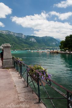 Annecy, France - if by some chance I'm unable to live in England or Germany, this is where I'd want to live...