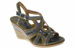 Spring Step Ansonia Blue