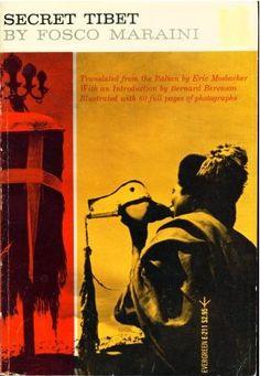 Secret Tibet By Fosco Maraini (Paperback 1960), Fosco Maraini