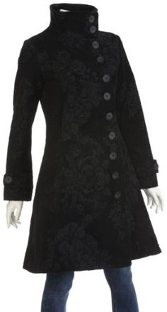 Desigual Angeles Negros Women's Coat