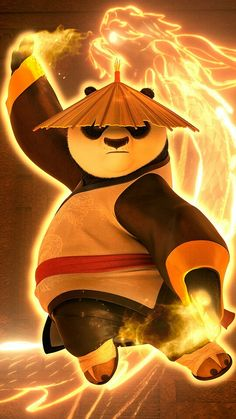Am I the son of a panda? The son of a goose? A student? A teacher? I'm all of those things. Dreamworks Movies, Dreamworks Animation, Disney And Dreamworks, Animation Film, Kung Fu Panda 3, Panda Wallpapers, Cute Wallpapers, Panda Movies, Dragon Warrior