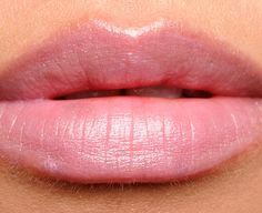 """MAC ARCHIE'S GIRLS: GIRL NEXT DOOR (BETTY) Lipstick (goes with STAY SWEET LIPGLASS): light, pale pink w/blue undertones with a sheer fininsh. Sheer enough for lip color to show thru. (NOTES: on me, this color comes across as a light/pale lavender-pink. It is sheer, but I do not like to wear it alone. I like to use """"STAY SWEET"""" lipglass to highlight the center of the lips. I also LOVE to wear this when I wear clothes in the color orchid, lavender. Pale pink... That is when this color is a…"""