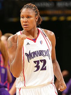 Rebekkah Brunson, Post for the Minnesota Lynx WNBA team