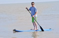 Paddleboarding at Palmetto Dunes Oceanfront Resort #SUP