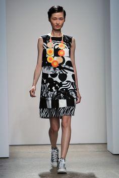 Marimekko RTW Spring 2013 - Runway, Fashion Week, Reviews and Slideshows - WWD.com