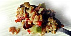 Garibolo, el restaurante vegetariano de Bilbao, ccocina es vegana, sencilla, limpia natural y sabrosa... #restaurante #food #restaurant #eat #drink #bclick #guibilbao #bilbaoclick