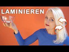 Laminieren Haar-Laminierung / Protein Bombe mit Speisegelatine / Haarmaske selber machen