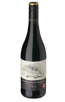 Two stunning value wines from South Africa #PorcupineRidge Syrah