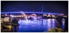 13.8.2012 Blue Port Köhlbrandbrücke - Bilder und Fotos aus Hamburg | pinned by www.earthangel-family.de