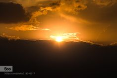 Another Dusk!!! by MDZunaid  beautiful clouds coimbatore color colorful cool dusk evening india light md zunaid shade sky summer
