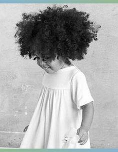Coiffure enfant : Quelques idées pour cheveux crépus