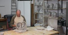 How to Make Lightweight Thrown, Altered, and Assembled Ceramic Sculptures   Ceramic Arts Daily