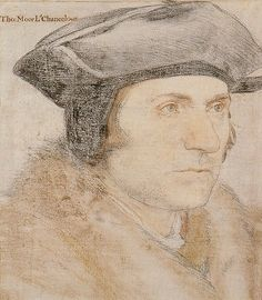 Hans Holbein: Thomas More