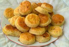 Zemiakové lístkované pagáčiky Slovak Recipes, Biscuits, Muffin, Food And Drink, Potatoes, Pizza, Snacks, Meals, Vegetables