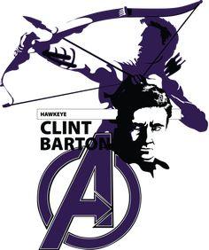 Clint by (The Avengers) The Avengers, Avengers Characters, Marvel Movie Posters, Marvel Movies, Marvel E Dc, Marvel Heroes, Clint Barton, Marvel Entertainment, Marvel Wallpaper