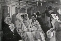 Die Kunst in der Photographie : 1901 Frederick Boissonnas, Im Coupe