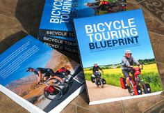Join over 5,000 others and kick-start your bicycle touring adventures with this one-of-a-kind at-home bike tour training guide. Download now or get printed book.