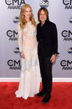 Nicole Kidman and Keith Urban Can't Keep Their Hands Off Each Other
