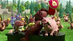 Clash of Clans - Clan Wars Trailer