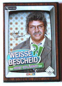 Weisse Bescheid?! - Das Horst Schlämmer Quiz für PC in OVP!Neu!
