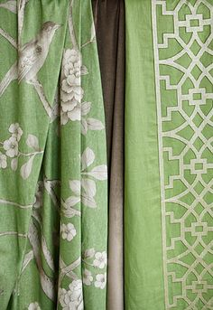 Mary McDonald | Prints, Wovens and Trimmings | Schumacher #fabrics #textiles