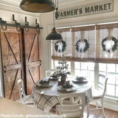 Decor Steals is a daily deal home decor store featuring CRAZY deals on Vintage decor, Rustic decor, Farmhouse Decor, Industrial Decor and Shabby Chic decor! Grab your morning coffee everyday at EST & come Join us!%categories%Home Shabby Chic Farmhouse, Country Farmhouse Decor, Shabby Chic Kitchen, Shabby Chic Homes, Shabby Chic Decor, Farmhouse Style, Farmhouse Ideas, Bohemian Decor, Kitchen Decor