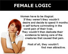 cbec5451e371d30c14b20ae7b9f0e401 heart attack signs womens logic meme meme, women logic and funny adult jokes