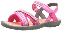 M.A.P. Carmi Girls Sport Sandal (Little Kid/Big Kid) *** You can get more details by clicking on the image.