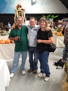 Grand Prize winners of Your Garden Show's Grow it Forward contest #heirloomexpo12