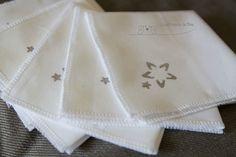 miacreations.canalblog.com : Petite couture écolo ( 2) - Pochoir Etoiles A6 ADEUXMAINS