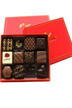 Jacques Torres Chocolate (New York, New York, USA)