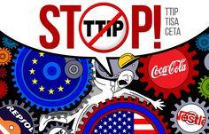 Manifiesto ¡NO al TTIP!
