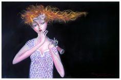 Kate Smith Kate Smith, Figurative, Princess Zelda, Illustrations, Drawings, Anime, Fictional Characters, Art, England
